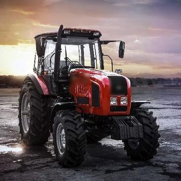 Jigsaw Puzzles New MTZ Tractor apk screenshot
