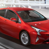 Jigsaw Puzzles New Toyota Prius Cars icon