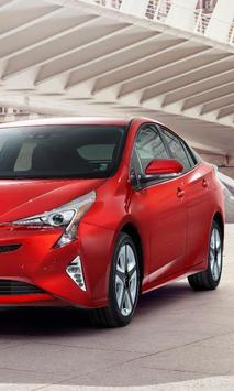Jigsaw Puzzles New Toyota Prius Cars poster