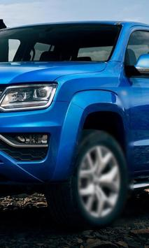Jigsaw Puzzles New Volkswagen Amarok Cars screenshot 1