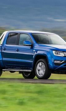 Jigsaw Puzzles New Volkswagen Amarok Cars screenshot 2