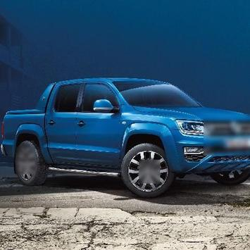 Jigsaw Puzzles New Volkswagen Amarok Cars screenshot 3