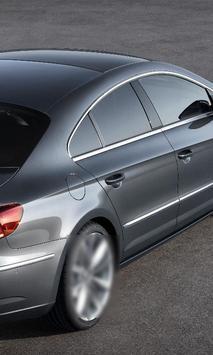 Jigsaw Puzzles New Volkswagen Passat CC Cars screenshot 1