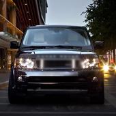Jigsaw Puzzles Range Rover New Cars icon