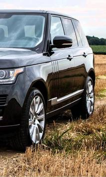 Jigsaw Puzzles Range Rover New Cars poster