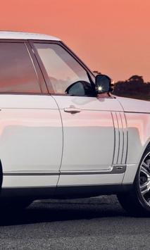 Jigsaw Puzzles Range Rover New Cars apk screenshot