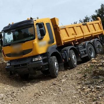 Jigsaw Puzzles Renault Kerax Tipper Best Truck apk screenshot