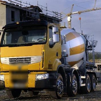 Jigsaw Puzzles Renault Premium Mixer Best Truck apk screenshot