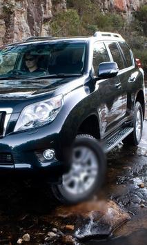 Jigsaw Toyota Cruiser Prado New Cars Jeep poster
