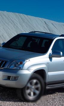 Jigsaw Toyota Cruiser Prado New Cars Jeep screenshot 2