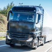 Super Jigsaw Puzzles Mercedes New Trucks icon