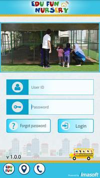 Edu-Fun Nursery poster