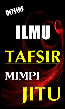 ILMU TAFSIR ARTI MIMPI PALING JITU KOMPLIT poster