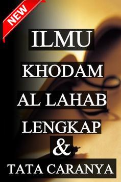 ILMU KHODAM AL LAHAB TERLENGKAP poster