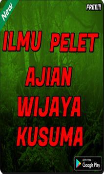 Ilmu Pelet Ajian Wijaya Kusuma poster