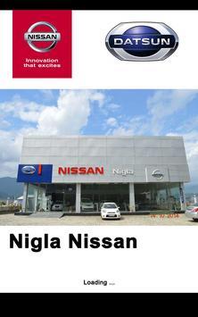 Nigla Nissan poster