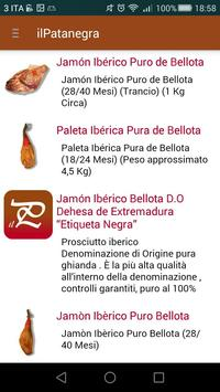Pata Negra - Jamon Iberico screenshot 2