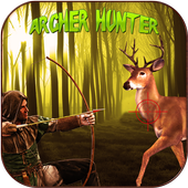 Archer Jungle Deer Hunting 3D icon