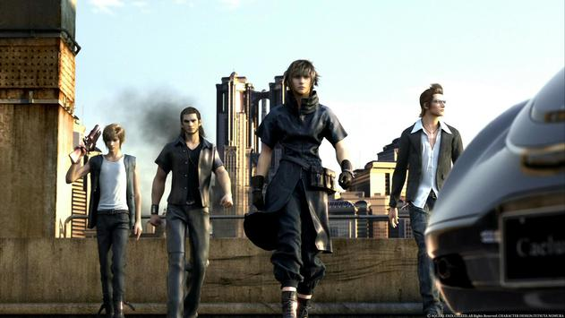 Final Fantasy XV Wallpapers Screenshot 9