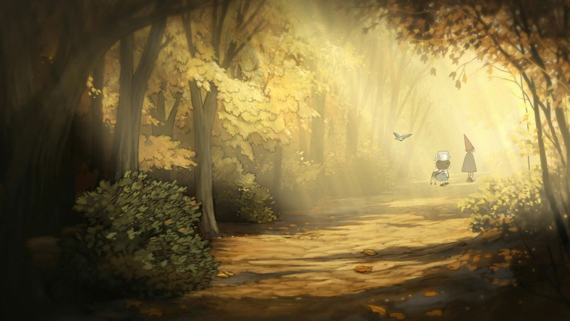 Over The Garden Wall Wallpapers For Android Apk Download