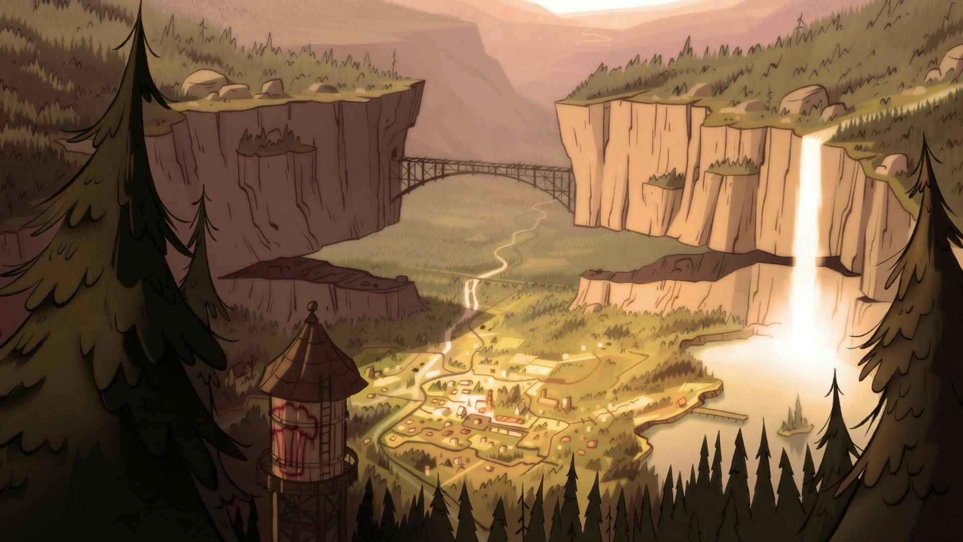Gravity Falls Wallpapers For Android Apk Download