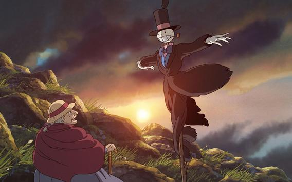 Howls Moving Castle Wallpapers Screenshot