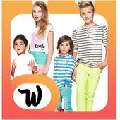 Kids Fashion Wallpapers icon