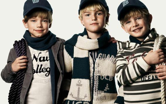 Kids Fashion Wallpapers screenshot 7