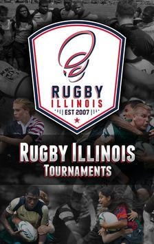 Rugby Illinois Tournaments poster