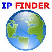 Find My IP Address icon