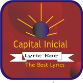 Capital Inicial- Lyrics icon