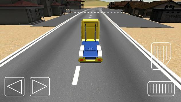 Truck Simulator Saga apk screenshot