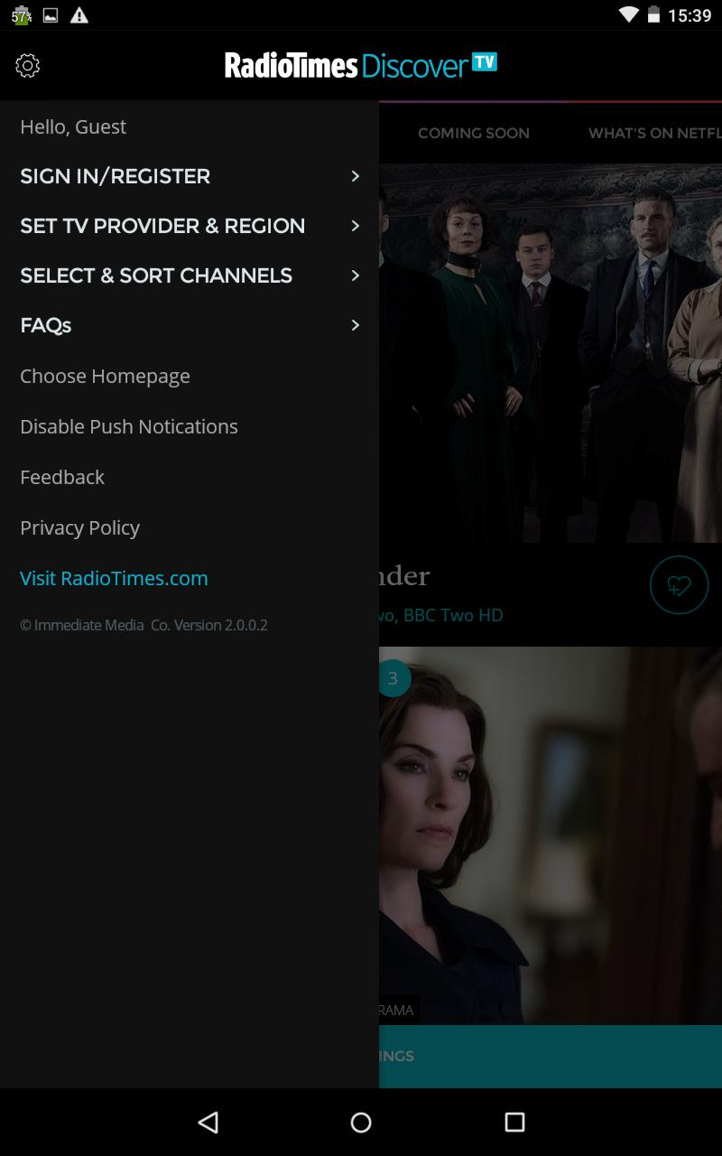 Discover TV by Radio Times for Android - APK Download