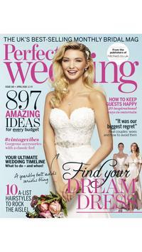 Perfect Wedding Magazine poster