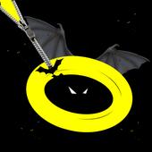 Super hero lock screen icon