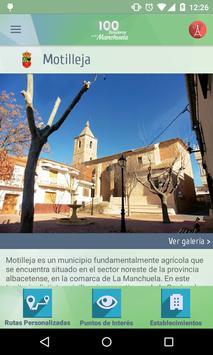 100 Senderos en La Manchuela apk screenshot