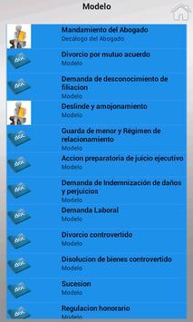 Abogado Paraguay - CDE apk screenshot