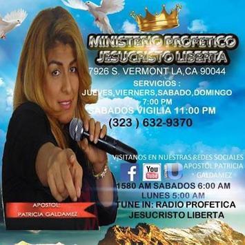 Apostol Patricia Galdamez apk screenshot