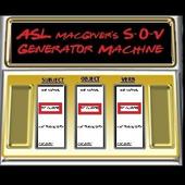 ASL SVO Generator Machine icon