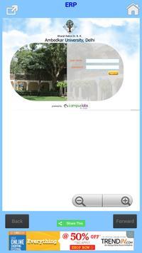 Ambedkar University Delhi screenshot 5