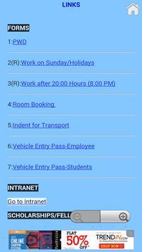 Ambedkar University Delhi screenshot 6