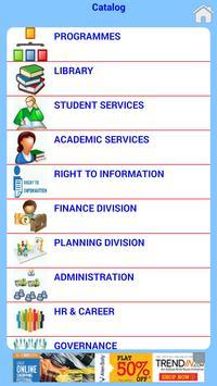 Ambedkar University Delhi screenshot 7