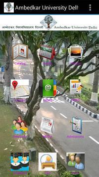 Ambedkar University Delhi screenshot 1