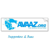 Avvaz Supporters icon