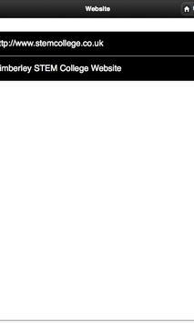 Kimberley STEM College screenshot 2