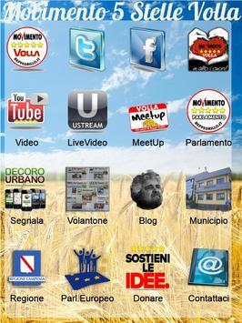 M5S Volla apk screenshot