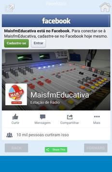MaisFM Iguatu screenshot 3
