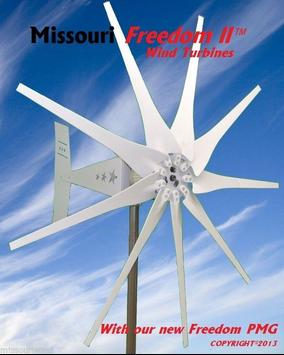 Missouri wind and solar poster