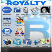 Royalty Cleaning icon
