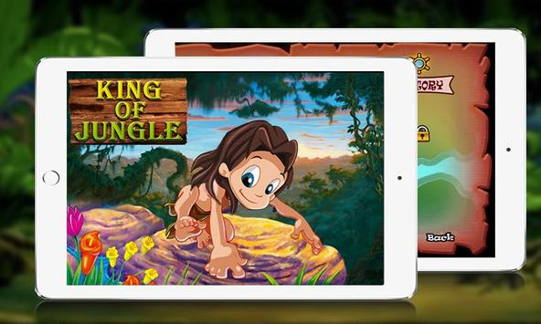 Tarzan: King of Jungle poster